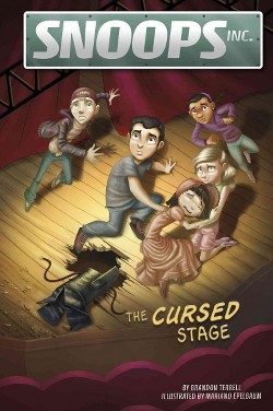 Cursed Stage (Library) (Brandon Terrell)