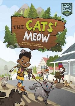 Cats' Meow (Library) (C. B. Jones)