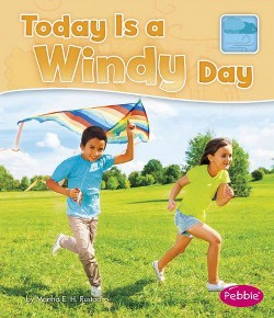Today Is a Windy Day (Library) (Martha E. H. Rustad)