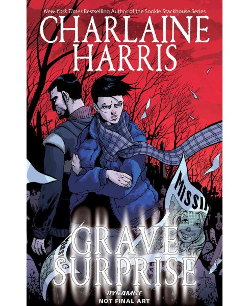Charlaine Harris' Grave Surprise (Hardcover) (Charlaine Harris & Royal Mcgraw) - image 1 of 1