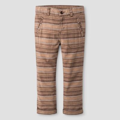 Baby Boys' Chino Pants Genuine Kids™ from OshKosh® Oak Brown 12M