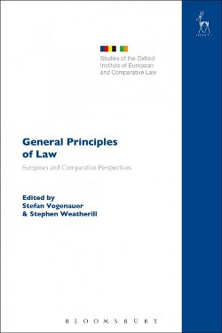 General Principles of Law : European and Comparative Perspectives (Hardcover)