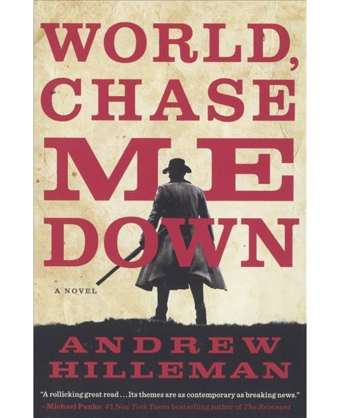 World, Chase Me Down (Prebind) (Andrew Hilleman) - image 1 of 1