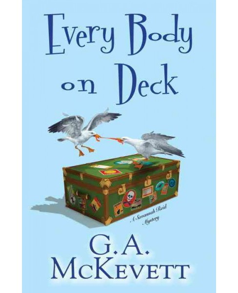 Every Body on Deck (Hardcover) (G. A. McKevett) - image 1 of 1