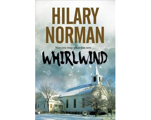 Whirlwind (Hardcover) (Hilary Norman) - image 1 of 1