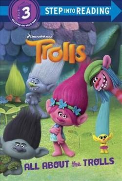 All About the Trolls (Library) (Kristen L. Depken)