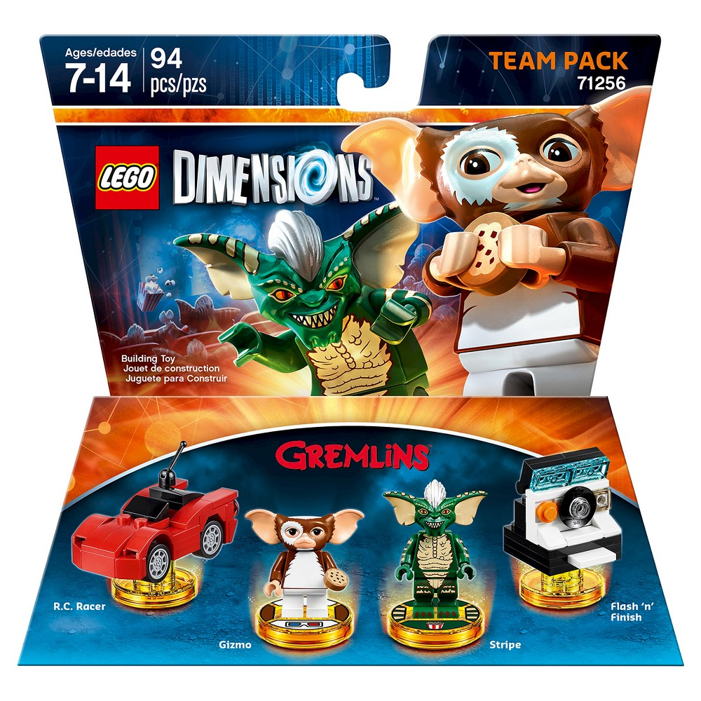 Lego Dimensions - Gremlins Team Pack
