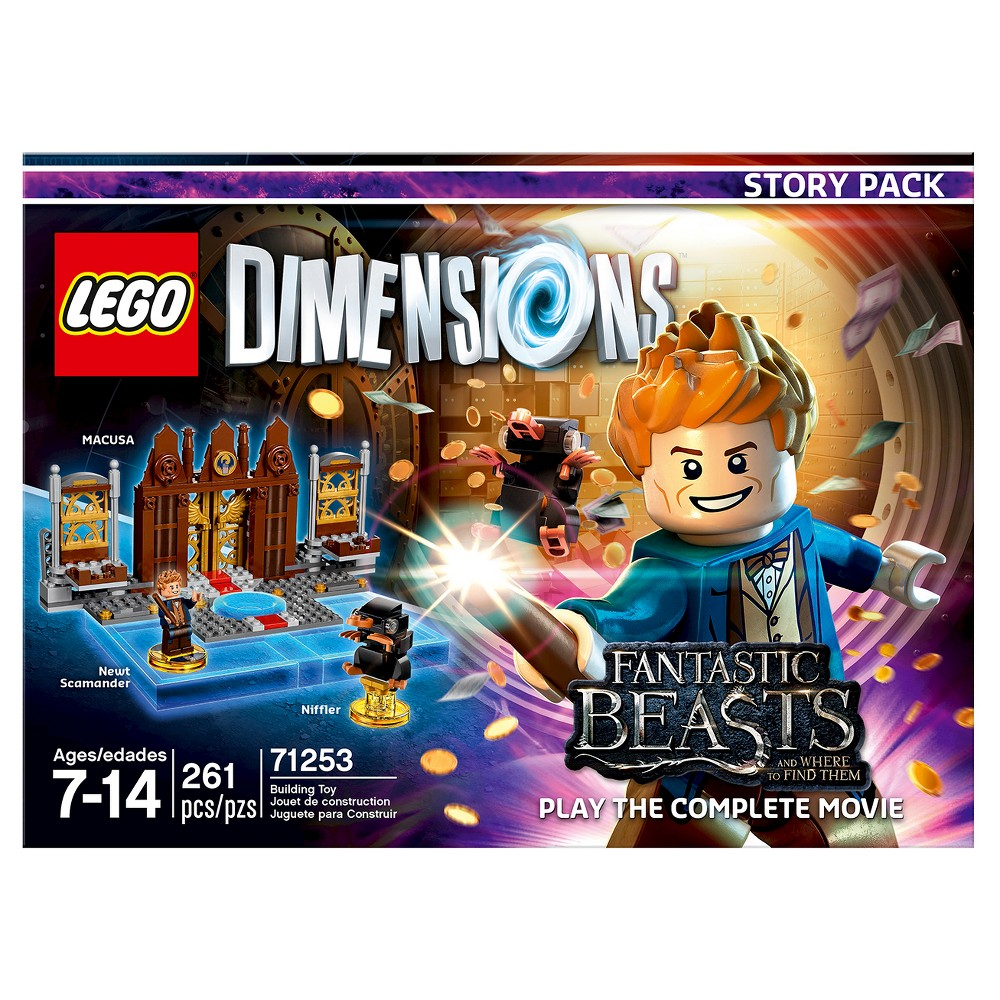 Lego Dimensions - Fantastic Beasts and Where to Find Them...