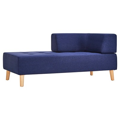 Kedzie Mid Century Modular Chaise - Inspire Q  sc 1 st  Target : purple chaise - Sectionals, Sofas & Couches
