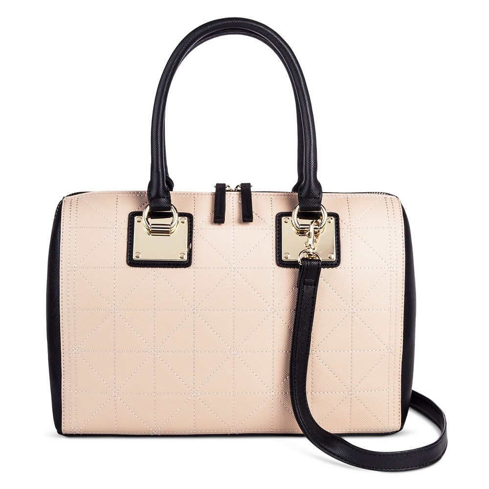 Satchels Mossimo Black Nude, Women's