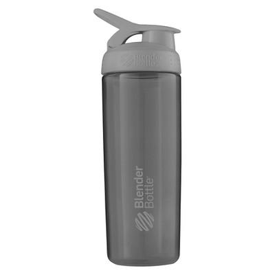 Blender Bottle® SportMixer® Portable Drinkware Bottle Gray - 28oz