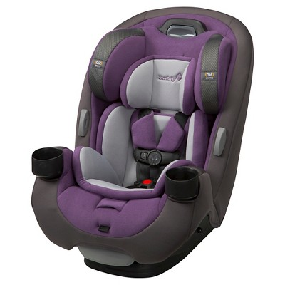 Safety 1st® Grow & Go Ex Air 3-in-1 Convertible Car Seat - Royal Grape