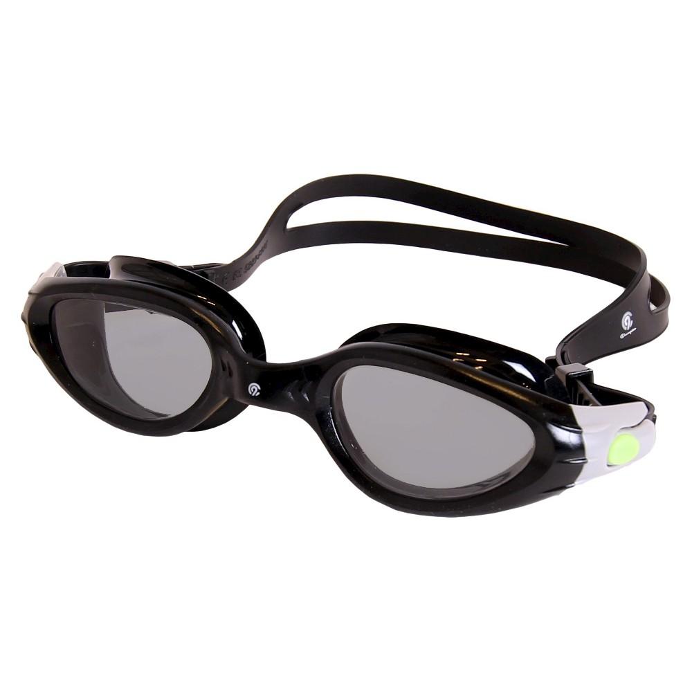 C9 Champion Adult Curved Lens Goggle - Black/Smoke (Large...