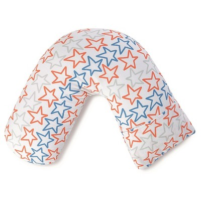 aden by aden + anais nursing pillow cover, small fry
