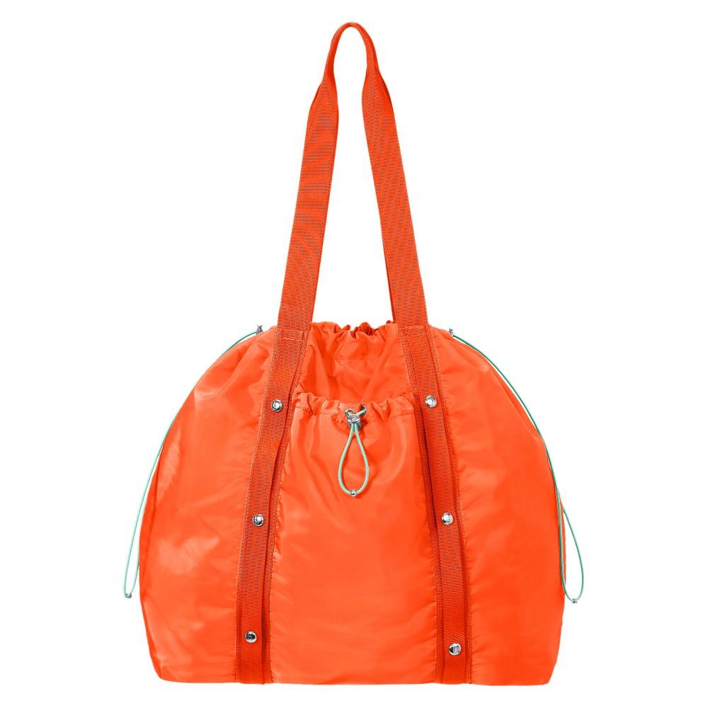 BG by Baggallini Tempo Yoga Tote - Tangerine (Orange), Womens