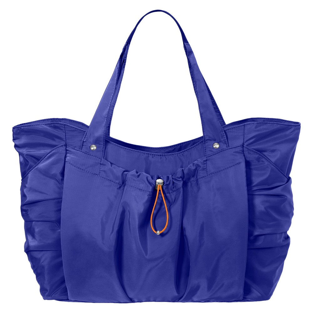 BG by Baggallini Balance Large Yoga Tote - Cobalt (Blue), Womens