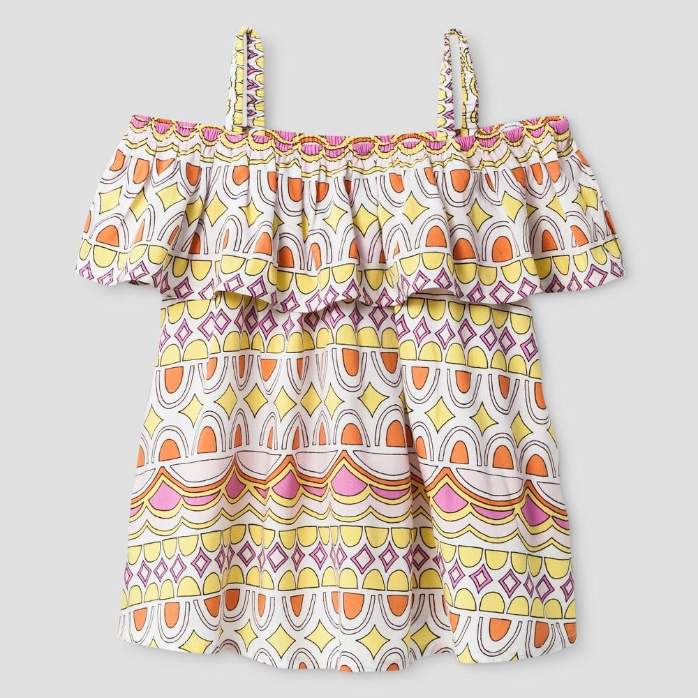 Toddler Girls' Tank Top Genuine Kids- Yellow, Toddler Girl's, Size: 2T