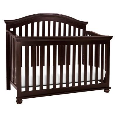 DaVinci Sherwood 4-in-1 Convertible Crib - Dark Brown