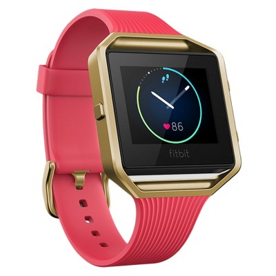 Fitbit® Blaze Special Edition - Slim Pink/Gold (Large)