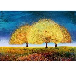 Dreaming Trio by Melissa Graves Art Print