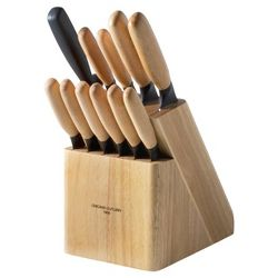 Chicago Cutlery 174 Elston 16 Piece Knife Block Set Target