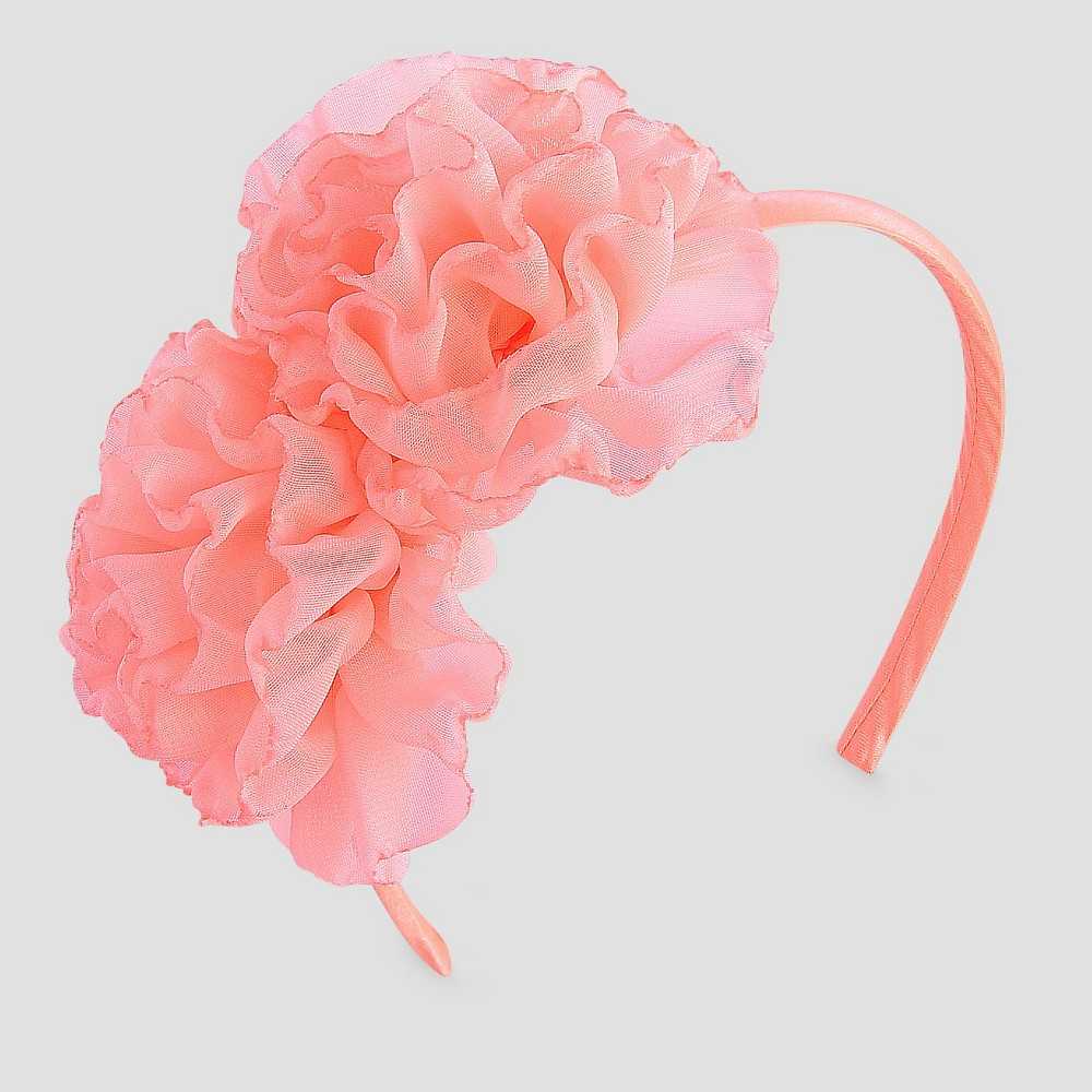 Toddler Girls Flower Headband Cat & Jack - Pink