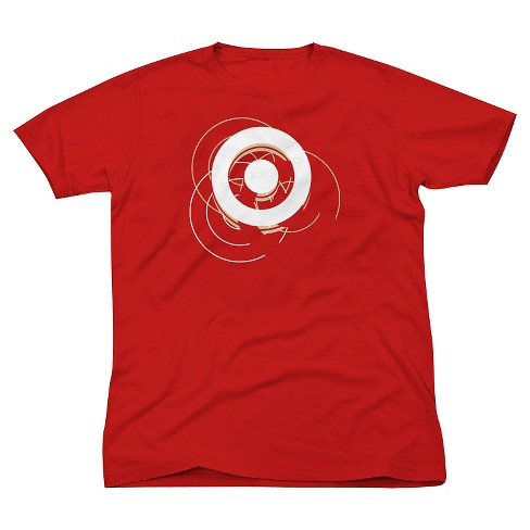 Men's Target Spiral Fitted T-shirt - image 1 of 6