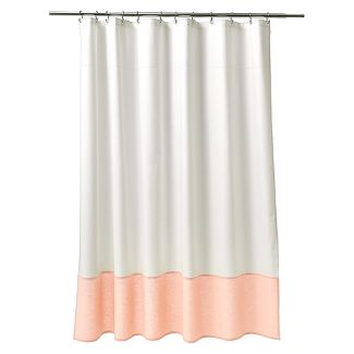 Oxford Stitch Shower Curtain  72 x72Shower Curtains   Bath Liners   Target. Orange Shower Curtain Liner. Home Design Ideas