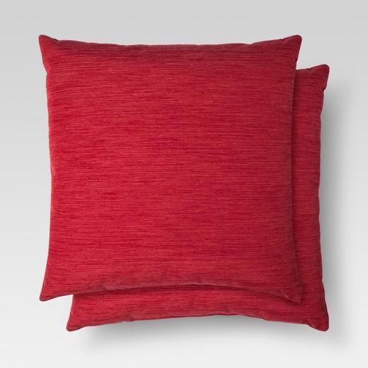 Orange Throw Pillows Tar