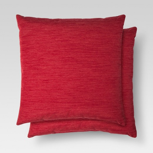 Red Throw Pillows Tar