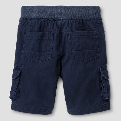 Toddler Boys' Cargo Short Cat & Jack - Navy, Toddler Boy's, Size: 4T, Blue