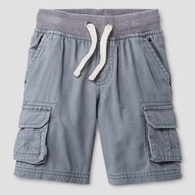 Baby Boys' Cargo Shorts Cat & Jack™ Proper Gray 12 M