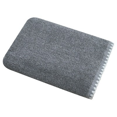 Mudstripe Bath Towels Hot Coffee - Threshold™