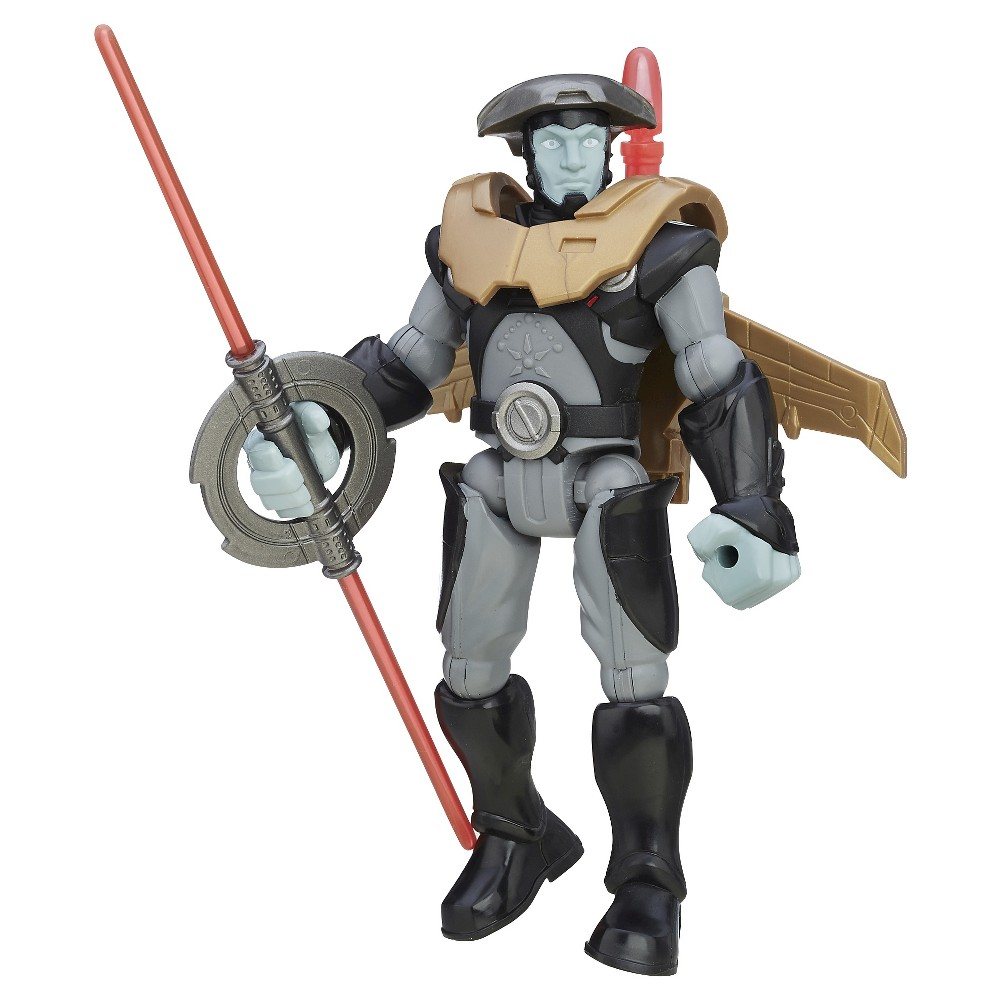 Star Wars Hero Mashers Rebels The Inquisitor Deluxe Action Figure