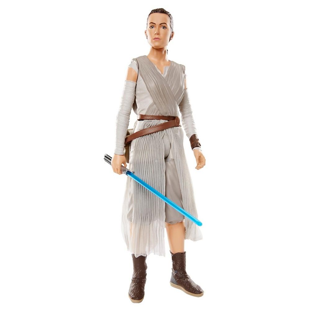 Star Wars Force Awakens Rey Action Figure 18