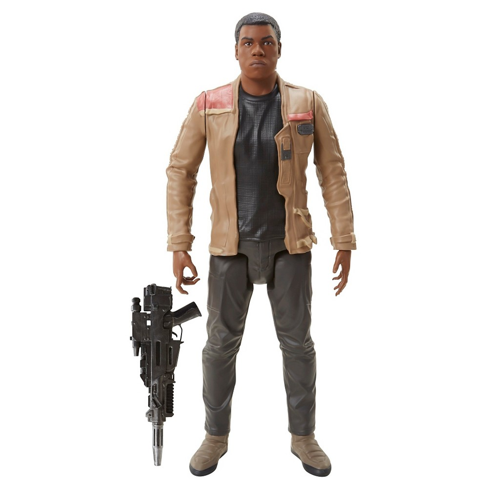 Star Wars Classic Finn Action Figure 18