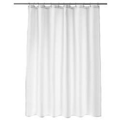 """Matelassé Shower Curtain (72""""x72"""") White - Fieldcrest™"""