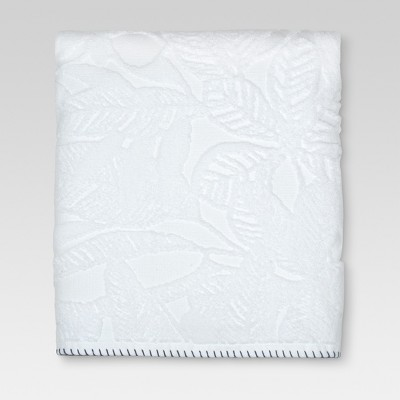 Bath Towels Tropical White - Threshold™