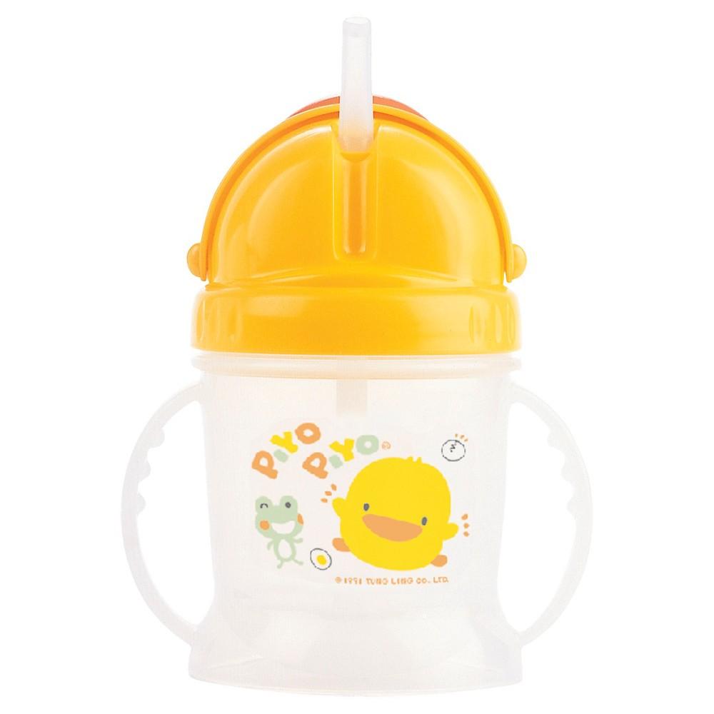 Piyo Piyo Easy Reach Sippy Cup, Yellow