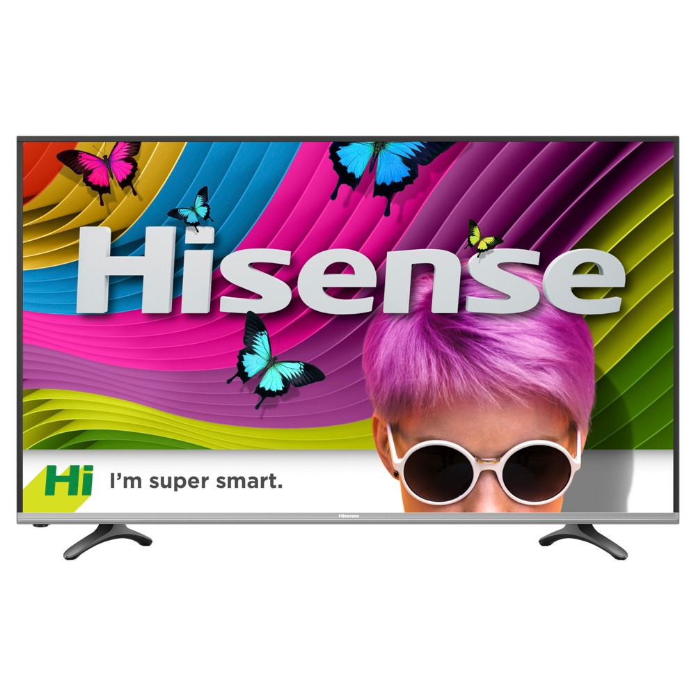 Hisense 50 Class 2160 4K Uhd TV with High Dynamic Range (...