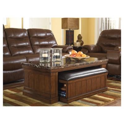 coffee table brown reg - Coffee Tables Target