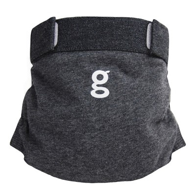 gDiapers gPants, Dark Heather Gray - Medium