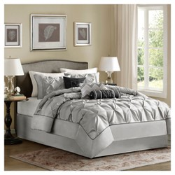 Tufted Piedmont Comforter Set 7pc