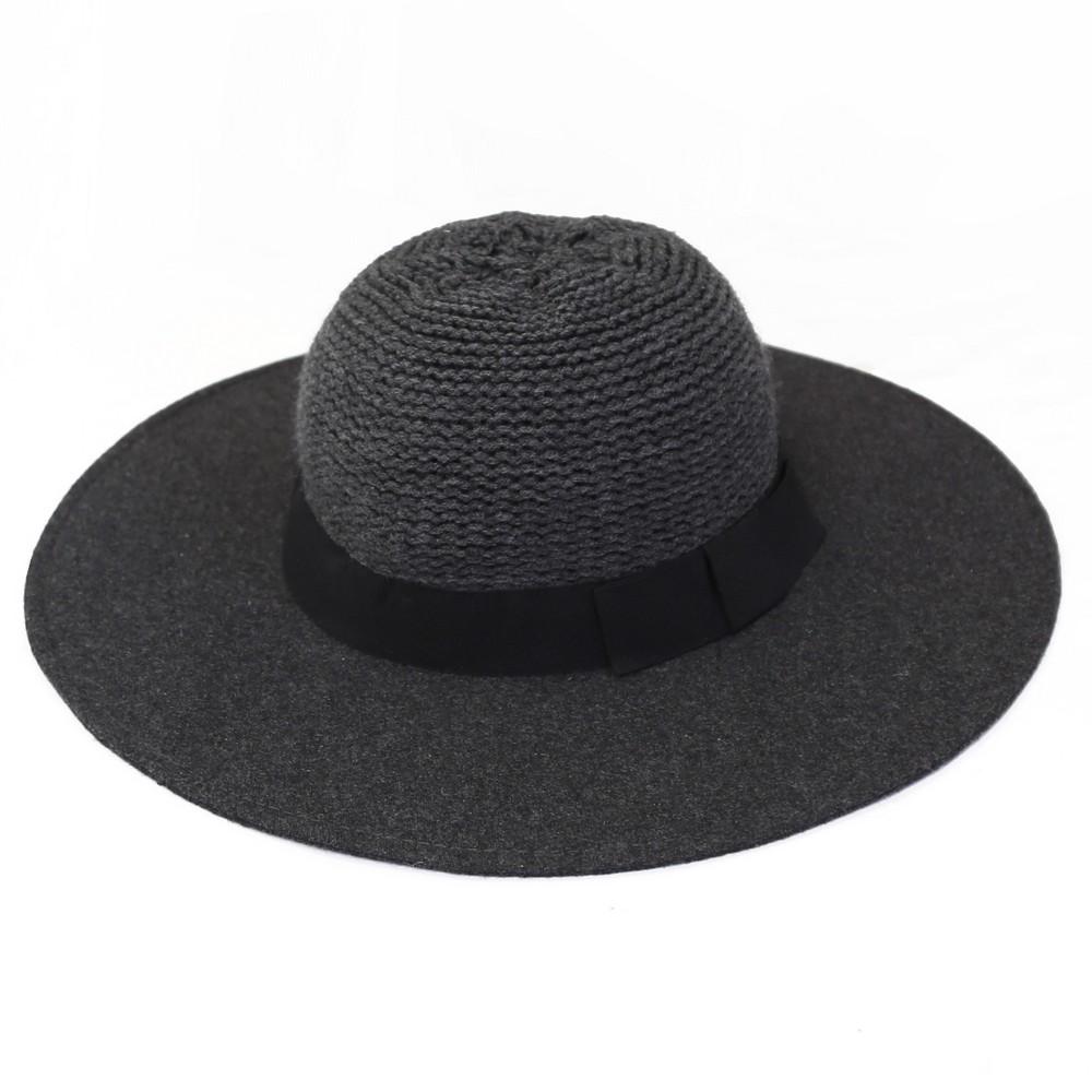 Floppy Hats DoEverythinginLove Gray, Womens