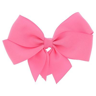 Girls' Bow Hair Clip Cat & Jack™ Bubble Gum