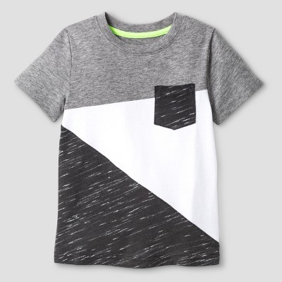 Baby Boys' Graphic T-Shirt - Cat & Jack™ Charcoal 12M