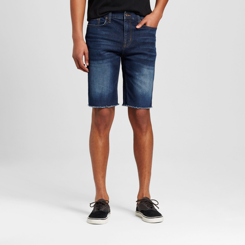 Mens Dark Wash - Mossimo Supply Co. Dark Wash 36, Blue