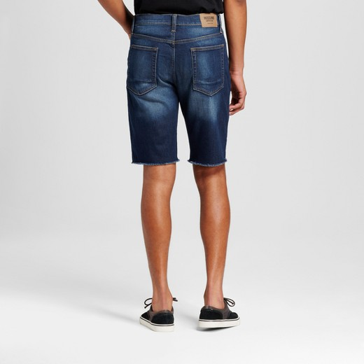 Men's Jean Shorts Dark Wash - Mossimo Supply Co.™ : Target