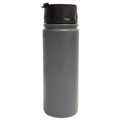 FIFTY/FIFTY® 18 oz Bottle With Flip Top Lid - Slate