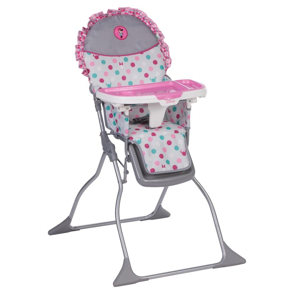 Disney Minnie Mouse Simple Fold Plus High Chair - Minnie Dot Fun